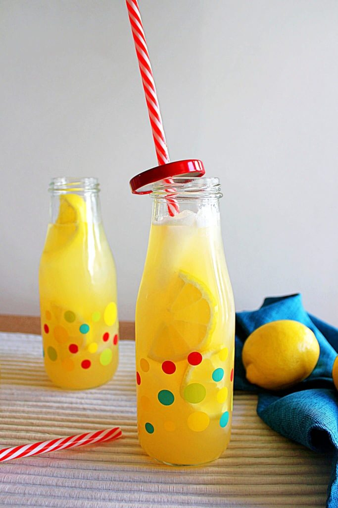 Refreshing Lemonade made in an Instant Pot