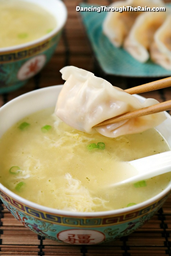 Chinese Takeout Recipes Egg Drop Soup