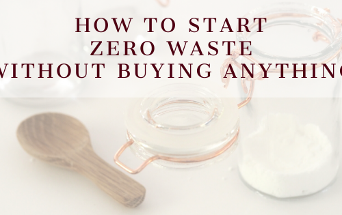 Zero Waste TItle